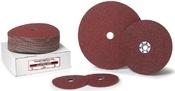 4 x 5/8 16-Grit Aluminum Oxide Fibre Discs (25/Pkg.)