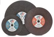 12 x 1/8 x 1 Cut-Off Wheels, Pfx/Germany Stationary, Ferrous Metals-Stainless Steel (25/Pkg.)