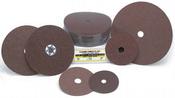 4 x 5/8 100-Grit KFT Fibre Aluminum Oxide Discs (25/Pkg.)