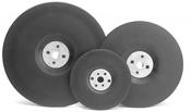 4 x 3/8-24 Standard Back Up Pads (1/Pkg.)