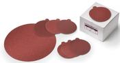 "10"" 80-Grit Zirconia PSA Cloth Discs (50/Pkg.)"