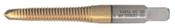 #0-80 Type 20-AGN HSS Spiral Point Plug Taps (3/Pkg.)