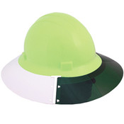 Americana® Full Brim Shield AS4E2 (12/Pkg.)
