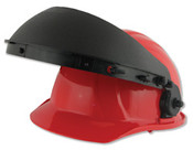 E17 Headgear - Attachment Style for Safety Helmet (1/Pkg.)