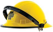 E18 Nylon Face shield Bracket for Americana® Full Brim (6/Pkg.)