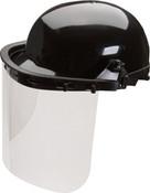 901 Black Bump Cap / Clear Visor (6/Pkg.)