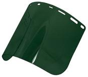 "8"" x 15.5"" x .040 Dark Green PETG Shield  (20/Pkg.)"