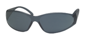 Boas® Gray Frame Clear Lens (12/Pkg.)