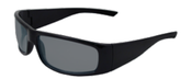 Boas® Xtreme ONE Nation®  Black Frame Gray Lens (12/Pkg.)