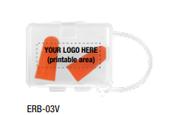 Orange ERB-03V* Vial W/Uncorded Ear Plug (80/Pairs)