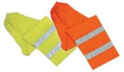5X-Large S21 Lime ANSI Class E Oxford Pants Hi-Viz Lime