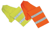 2X-Large S21 Orange ANSI Class E Oxford Pants Hi-Viz Orange
