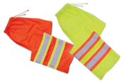 Medium S210 Orange ANSI Class E Mesh Pants Hi-Viz Orange