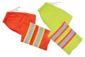 5X-Large S210 Orange ANSI Class E Mesh Pants Hi-Viz Orange