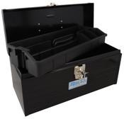"""Small Size Steel Tool Box, 17"""" X 8-1/4"""" X 8-3/4"""", Martin #BX18"""
