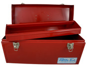 """Medium Size Steel Tool Box, 19"""" X 7"""" X 7-1/2"""", Martin #BX21"""