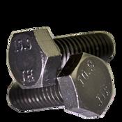 M10-1.50x16 mm (FT) Hex Cap Screws 10.9 DIN 933 Coarse Alloy Plain (100/Pkg.)