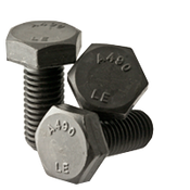 "1""-8x2-1/4"" (FT) A490 Type 1 Heavy Hex Structural Bolt Coarse Plain (USA) (275/Bulk Pkg.)"