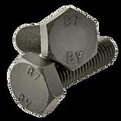 """1""""-8x2-1/2"""" (FT) A193 Grade B7 Heavy Hex Bolts Plain (45/Bulk Pkg.)"""