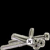 """#8-8x2-1/2"""" Bugle Phillips Deck Screws Dacrotized (2,500/Bulk Pkg.)"""