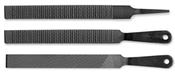 "Combination Rasp/File with Handle - 8"", Mercer Abrasives BCOM08 (12/Pkg.)"