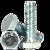 M10-1.50x100 mm (PT) DIN 931 Hex Cap Screws 10.9 Coarse Alloy Zinc CR+3 (50/Pkg.)