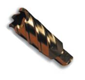 """1"""" Spira-Broach, Type 13LSP, M2 High-Speed Steel  Annular Cutter, Norseman Drill #16402"""