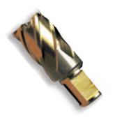 """1-1/8"""" Spira-Broach, Type 13SP, M2 High-Speed Steel  Annular Cutter, Norseman Drill #16421"""