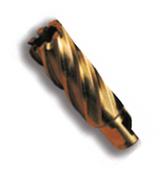 """1-1/4"""" Spira-Broach, Type 14L, M35 High-Speed Steel  Annular Cutter, Norseman Drill #16762"""