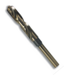 "13/16"" Type 130-D Super High Speed M42 Cobalt, 1/2"" Reduced Shank, Silver & Deming Drill Bit, Norseman Drill #29321"