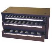 123 Piece Assortment Super Premium Spiral Point Taps & Jobber Length Drill Dispenser