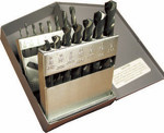 13 Piece CAD-13A V-Line, Heavy Duty, Mechanic Length Drill Bit Set, Norseman Drill #43342