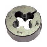 #6x32 Hi-Carbon Steel Dies Type 415 - Adjustable (3/Pkg.), Norseman Drill #NDT-85100