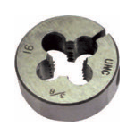 #12x24 Hi-Carbon Steel Dies Type 415 - Adjustable (3/Pkg.), Norseman Drill #NDT-85140