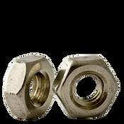 "#4-40x3/16"" Hex Machine Screw Nut, Coarse, Stainless Steel A2 (18-8) (100/Pkg.)"