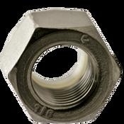 #12-24 NTM (Thin) Nylon Insert Locknut, Coarse, Stainless 316 (100/Pkg.)