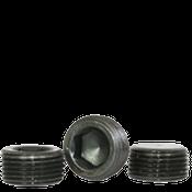"Image of 1/16""-27 Pipe Plugs Alloy Flush-Seal 7/8"" Taper Black Oxide (USA) (10000/Bulk Pkg.)"