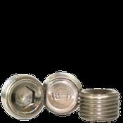"Image of 1/2""-14 Pipe Plugs 18-8 Stainless Dry-Seal 3/4"" Taper (500/Bulk Pkg.)"