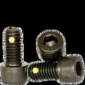"5/8""-18x2-1/2"" (PT) Socket Head Cap Screws Fine Alloy Nylon-Pellet Thermal Black Oxide (25/Pkg.)"