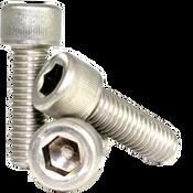 "#0-80x1/2"" Socket Head Cap Screws Fine 18-8 Stainless (100/Pkg.)"