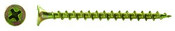 "#10-8x5"" Proferred Drywall Screws, Phillips Bugle, Zinc Yellow (750/Bulk Pkg.)"