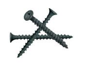 "#8x2-1/2"" Square Drive Bugle Head Deck Screws Phosphate, Hardened (2,500/Bulk Pkg.)"