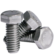 "1""-8x2"" (FT) Grade 2 Hex Cap Screw Zinc CR+3 (50/Bulk Pkg.)"