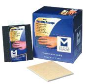 "Contour Sanding Sponges - 4-1/2"" x 5-1/2"" x 3/16"", Grade: Fine, Grit: 220, Mercer Abrasives 279TFI (24/Pkg.)"