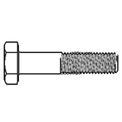 M10-1.50x16 MM (FT) Metric 10.9 Hex Cap Screw Zinc Yellow (100/Pkg.)