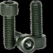 "#0-80x1/2"" (FT) Socket Head Cap Screws Fine Alloy Thermal Black Oxide (1,000/Bulk Pkg.)"