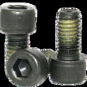 "5/8""-18x2-1/2"" (PT) Socket Head Cap Screws Fine Alloy Nylon-Patch Thermal Black Oxide (50/Bulk Pkg.)"