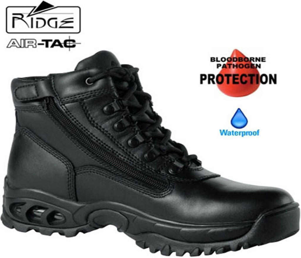 "Ridge 6"" Mid Side-Zip [BLOODBORNE/WATERPROOF]"