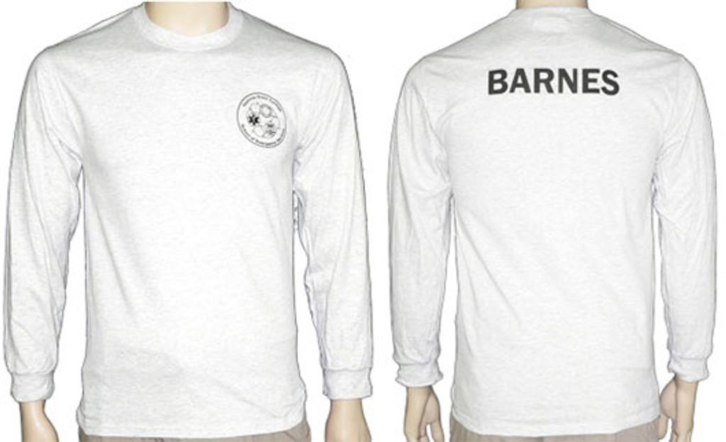 Port Authority DSC ESI Student Physical Training Long Sleeve T-Shirt