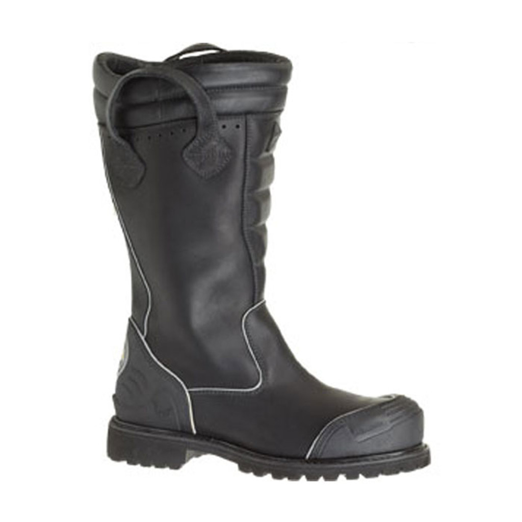 """Thorogood Power HV Leather 14"""" Structural Bunker Boot"""
